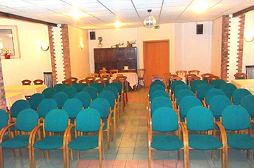 Sala konferencyjna - Hotel