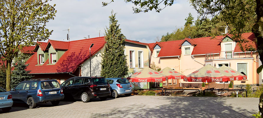 Hotel Zdrojewo